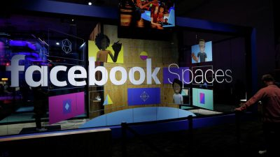 Facebook'un Yeni Sanal Gerçeklik