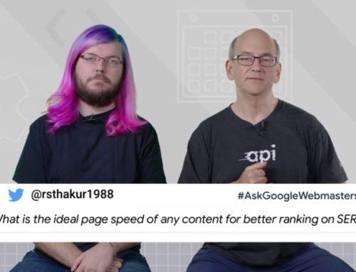 Google İçin İdeal Sayfa Hızı Yok