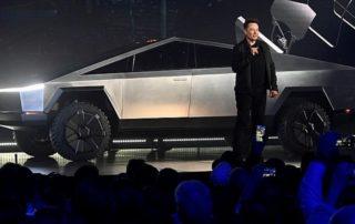 Tesla'nın Kamyoneti