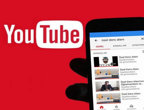 Youtube Ana Sayfasını Değiştirdi