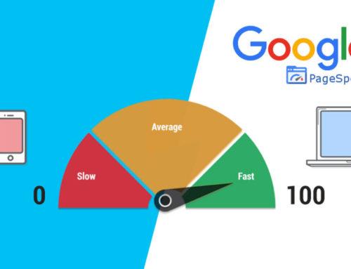 Google Yavaş Siteleri İfşa Edecek